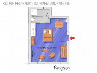 Bengtson - Grundriss