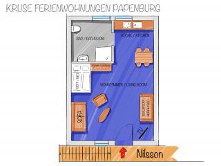 Nilsson - Grundriss