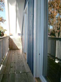 Vindö 3 Balkon
