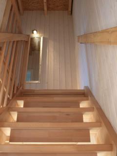 Vindö 3 Treppe