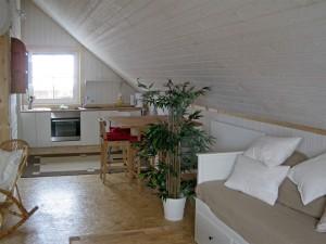 Nilsson - Küche und Wohnbereich