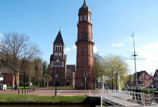 Alter Turm und St. Michael
